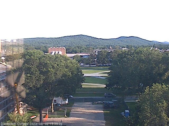 Hanover, NH Dartmouth Campus